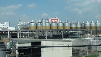 Kirins bryggeri i Nagoya, Japan. Foto: Crispin Semmens