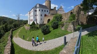 Familienburg Scharfenstein