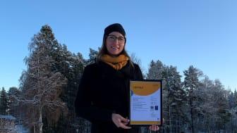 Jenny Brännlund, Quality Manager, Acon AB