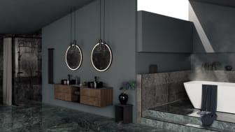 Da vi skulle lage vår nye møbelserie Epos, kontaktet vi den norske interiørog TV-profilen Halvor Bakke. Sammen med vårt eget designteam har han skapt noe helt nytt som bygger på kombinasjonsmuligheter, farge, form og funksjon.