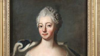 Porträtt Lovisa Ulrika