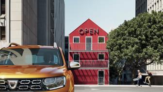 Åbent hus, introduktion af Privatleasing og skarpere produkt-line up skal sikre Dacia succes i 2020.