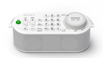 Wireless Handy TV Speaker (model name: SRS-LSR100)