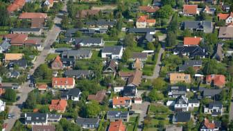 Der har været en pæn prisudvikling på boligmarkedet i 2020 trods coronavirus og nedlukning af samfundet.