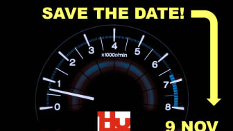 9 NOVEMBER 2018 - SAVE THE DATE FOR HUFF!