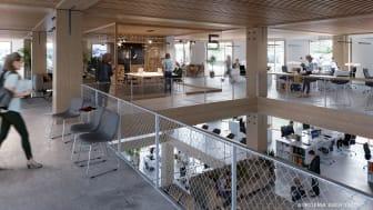 Trondheim Stasjon - kontor