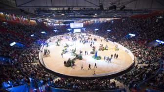 Dags för Gothenburg Horse Show 19-23 februari.