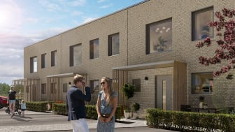Lyckos utvecklar nya bostäder i Häljarp i samarbete med HSB Landskrona