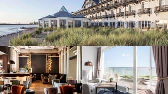 Marienlyst - första hotell att nomineras i alla fyra kategorier. Och nu följer stora investeringar i en ännu bättre upplevelse.