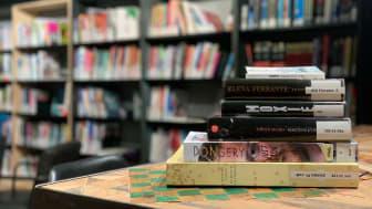 Bestill & hent: Trygg henting og levering av bøker, filmer og musikk på Deichmans biblioteker.