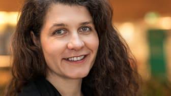 Katharina Th. Bramslev, daglig leder i Grønn Byggallianse.