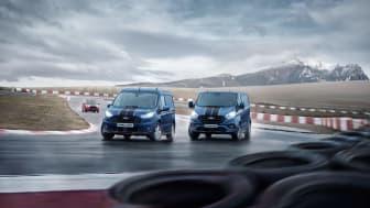 Ford Transit Sport lineup range 2019