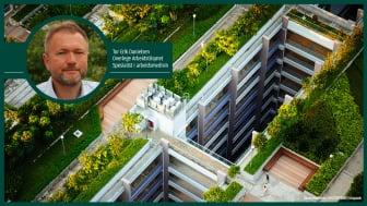 Overlege i Arbeidstilsynet, Tor Erik Danielsen, har vært med å utforme de ti kvalitetsprinsippene for gode bygg og områder.