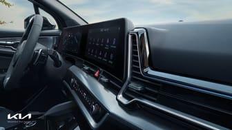 Kia Sportage interior-2