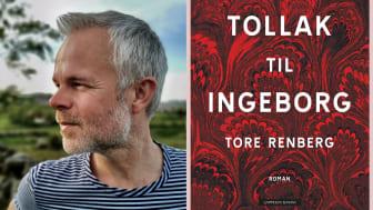 Tore Renbergs prisvinnende roman om einstøigen Tollak holder stand på bestselgerlisten (Foto: Hilde Renberg Tunsberg)