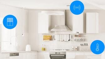 EET Europarts expanderar inom Smart Home-affärsområdet – tecknar avtal med Fibaro