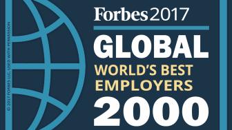 KONE är en av världens bästa arbetsgivare