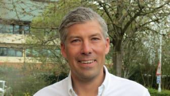 Henrik Johnsson, nybliven Executive Vice President på BoKlok.