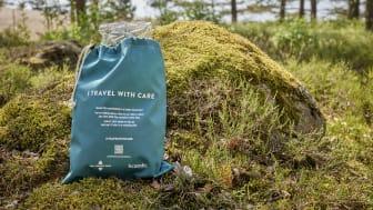Scandic belönar medvetna turister  - lanserar program för ökad omtanke på resan tillsammans med Håll Sverige Rent