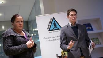 Stort intresse för Entreprenörföretagens frukostmöten om Skotta säkert