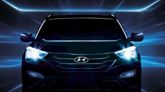 Hyundai viser mer av ny Santa Fe