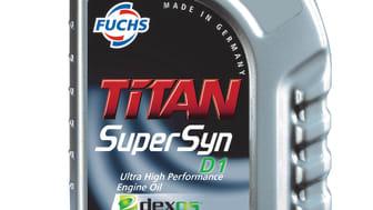 TITAN SuperSyn D1 SAE 0W-20