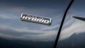 Ford Kuga ST Line ladbar hybrid 2020