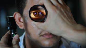 Cirka 200 000 svenskar lider av glaukom