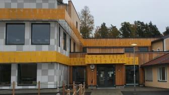 Nya skolområdet i Lindesberg får nytt namn: Lindbacka idrottsområde