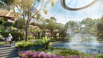 Changi Airport Group and CapitaMalls Asia to jointly develop Project Jewel at Changi Airport