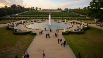 Schloss Sanssouci zur Schlössernacht (Foto: PMSG SPSG André Stiebitz)