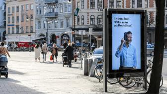 BookBeats betalande användare växte med 66 procent första kvartalet 2021