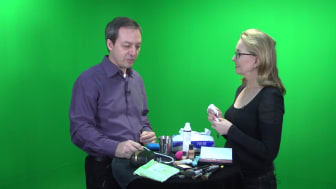 Video Savvy - When should you arrange a make-up artist? (#1 of 6)