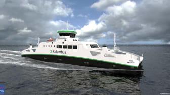 Neste år kan Finnøysambandet få hydrogenferje