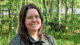Anna Jonsson, doktorand på Institutionen för datavetenskap vid Umeå universitet. Foto: Lina Lidmark