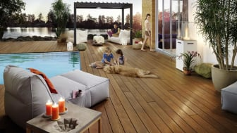 Kebony Clear hat als erstes modifiziertes Holz die bauaufsichtliche Zulassung bekommen.