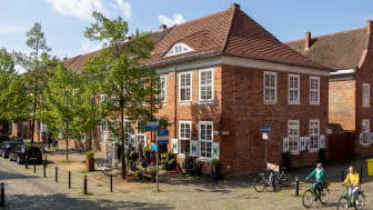 Mit dem Rad einmal durch Europa in Potsdam