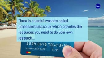 New protections against timeshare fraud