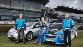 Rydell kör STCC för Chevrolet 2012