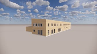 Ny byggnad Nordiskt Genresurscenter (NordGen), Campus Alnarp
