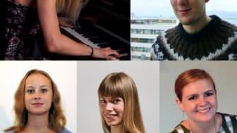 Koncentration! Improvisation! Inspiration! Interpretation! Var med när KMH:s masterstudenter gläntar på dörrarna till den klassiska musikerns avancerade arbetsverkstad.