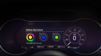 New-Ford-Mustang-12-inch-LCD-digital-instrument-cluster-with-MyColor