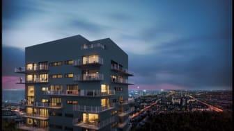 Riksbyggen förvärvar byggrätt för 600 nya bostäder i Helsingborg