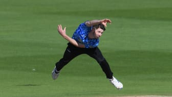 Sussex bowler George Garton (Getty Images)