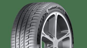 Auto Bild -lehden kesärengastestin 2020 Testivoittaja Continental PremiumContact™ 6
