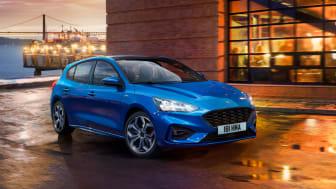 Nye Ford Focus roses av EuroNCAP for selvkjørende teknologier