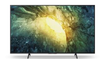 BRAVIA X70 4K HDR TV