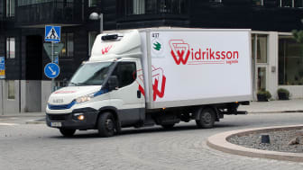 Widriksson Logistik tecknar nytt avtal med Saint-Gobain Autover
