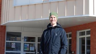 Johan Bålhammar, VD Nordlo Elevate AB