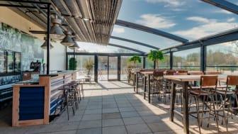 Pergola-Systeme schaffen ein gemütliches Ambiente im Außenbereich